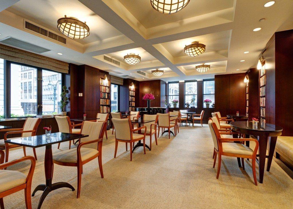 Library Hotel, Manhattan Digest