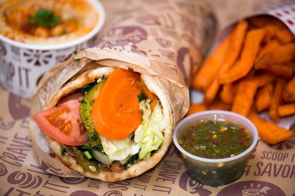 Manhattan Digest, Hummus Pita & Co