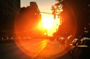 Manhattanhenge 4