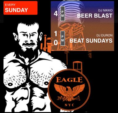 Eagle NYC, Manhattan Digest, gay bars