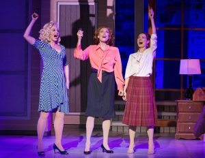 9 to 5 The Musical at Walnut Street Theatre. Philadelphia, PA. Photo courtesy of Marl Garvin