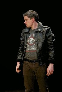 The antagonist, Victor M. McGowman (Paul Nugent) Photo Courtesy of Garlia C. Jones-Ly