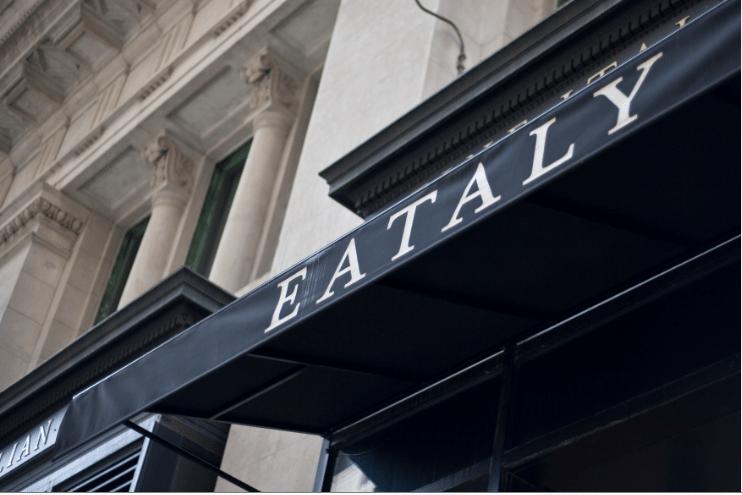Eataly, Manhattan Digest