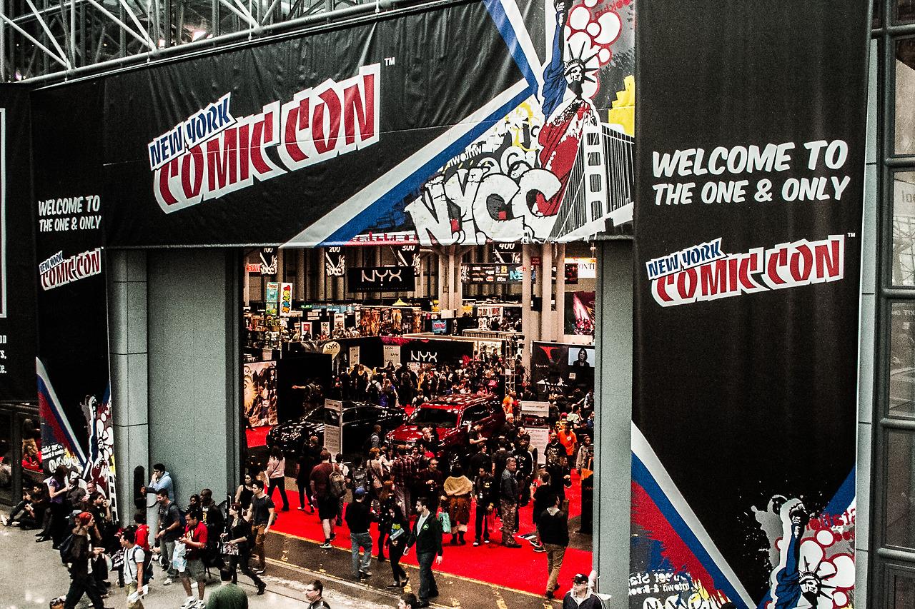 Manhattan Digest, New York Comic Con, Comic Con