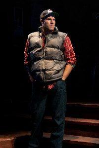 "Erik Heger in a scene from the new drama ""STALKING THE BOGEYMAN"" Photo: Jeremy Daniel."""