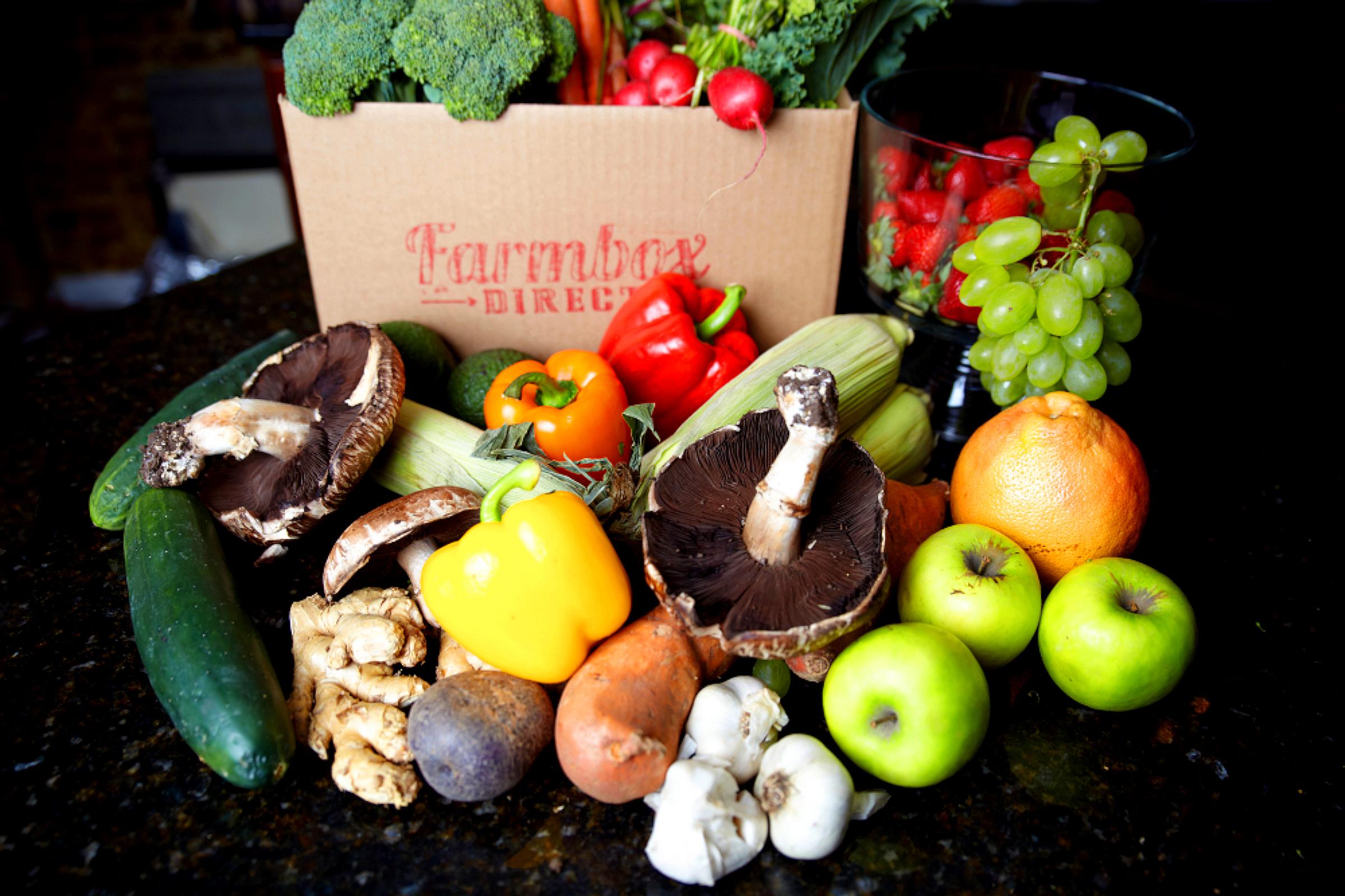 Farmbox Direct, Manhattan Digest
