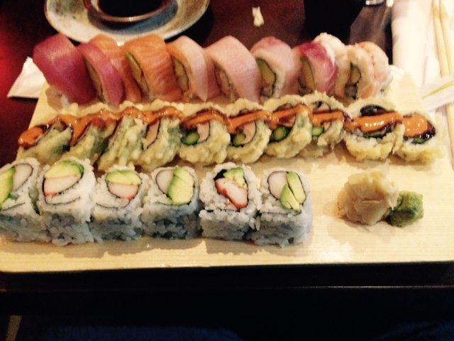 Haru Sushi, Manhattan Digest