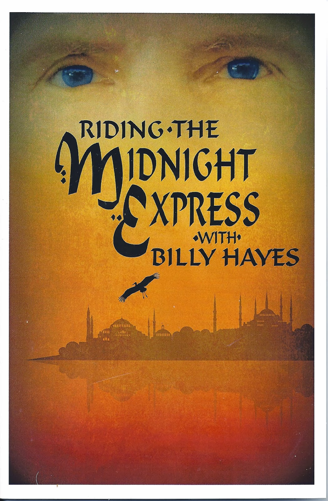 RIDING THE MIDNIGHT EXPRESS0001