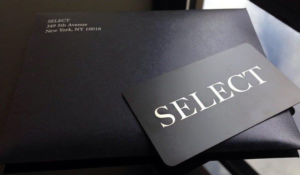 Meetselect.com, Manhattan Digest, Select