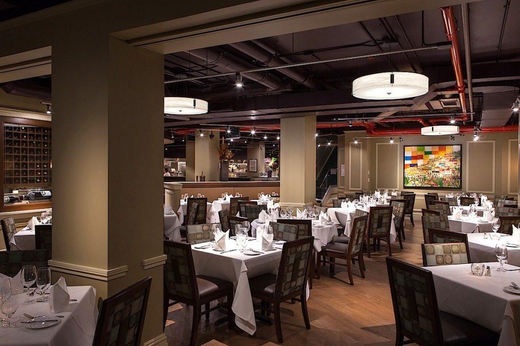 Davios, Manhattan Digest, Restaurant