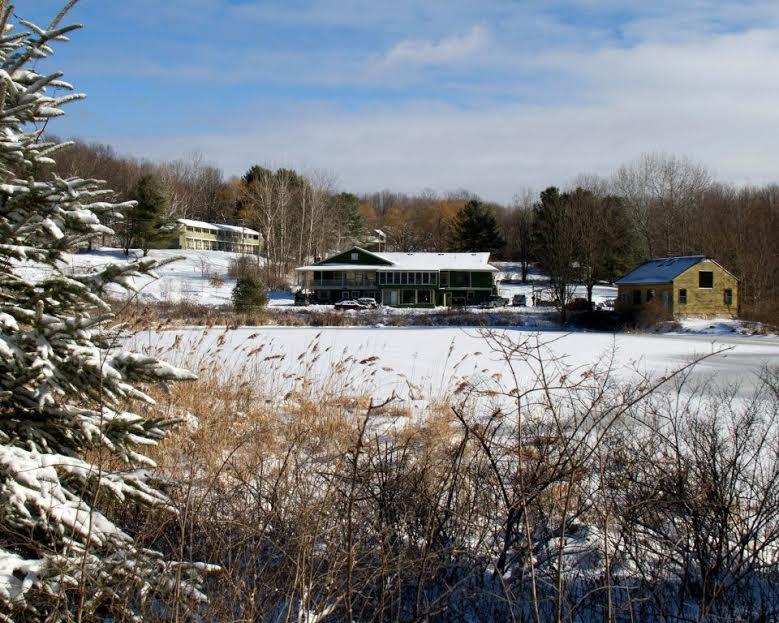 Winter Gay Spirit Camp, Easton Mountain, Wil Fisher