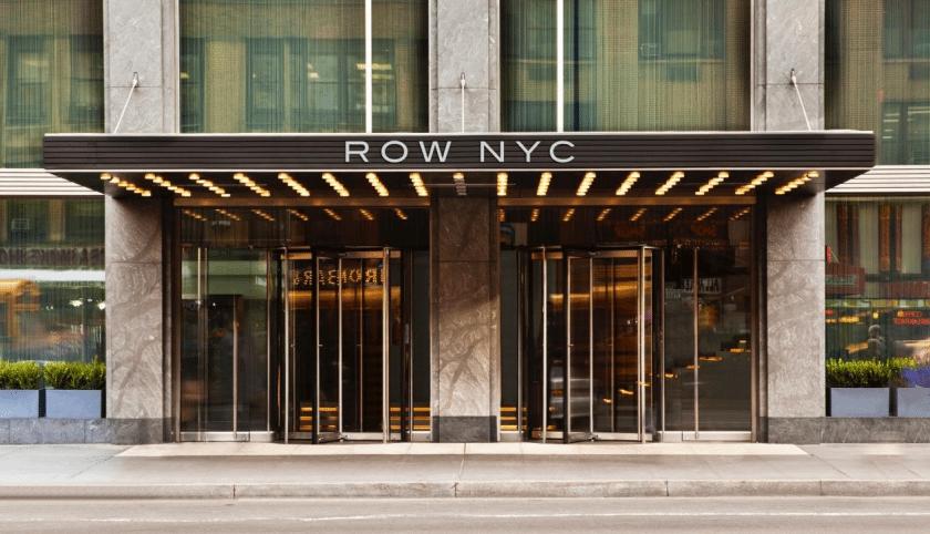 The Row Hotel, Fox Greenberg, Manhattan Digest