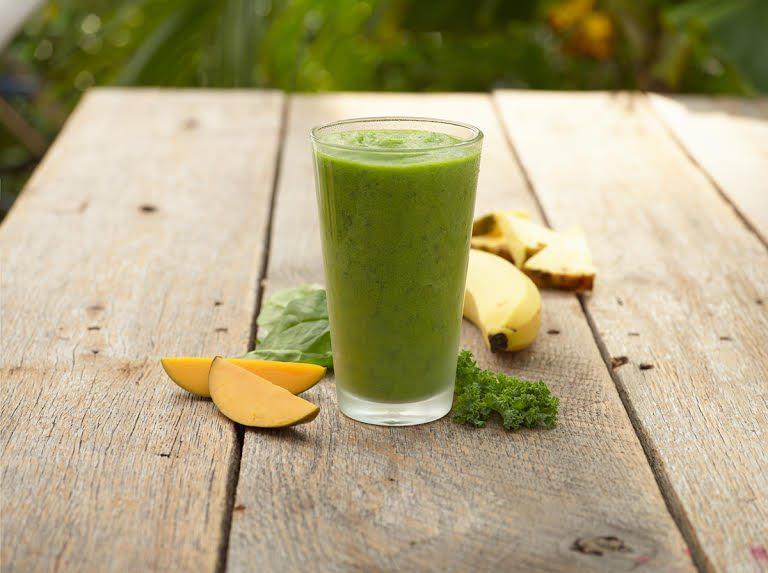 Tropical Smoothie, Healthy Snacking, Manhattan Digest
