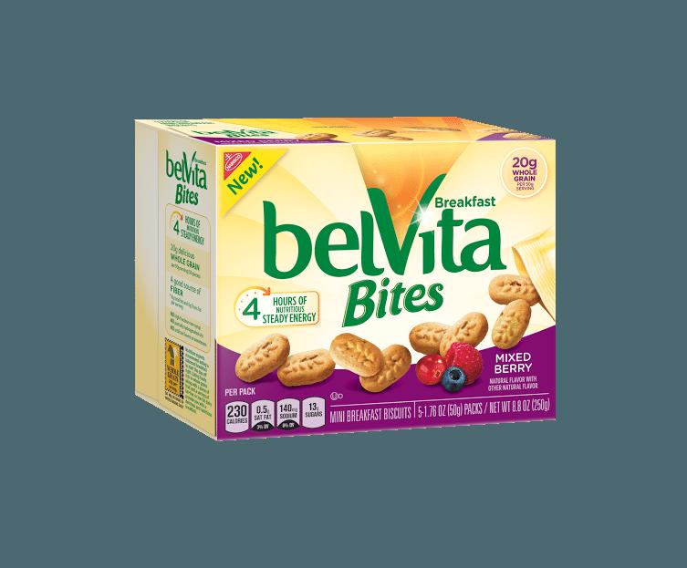 Belvita, Healthy Snacks, Manhattan Digest
