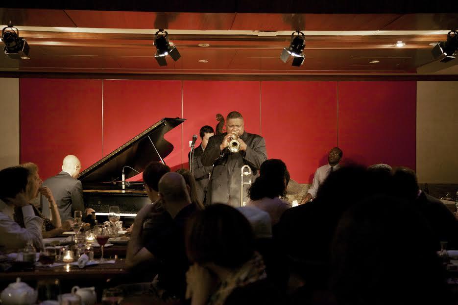 Kitano New York, Jazz Brunch, Manhattan Digest