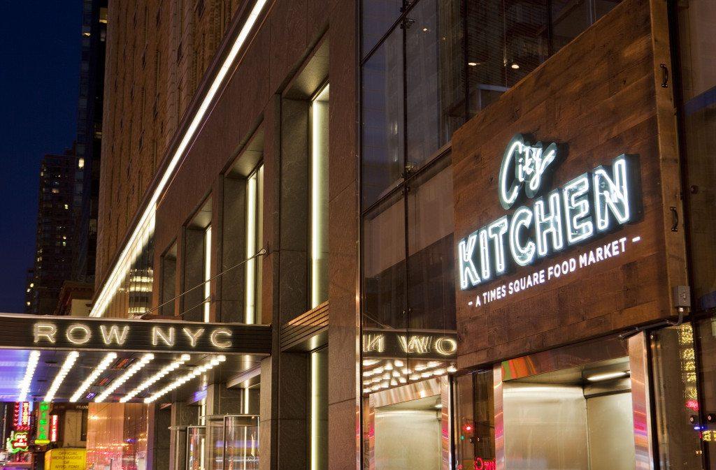 City Kitchen, The Row Hotel, Manhattan Digest