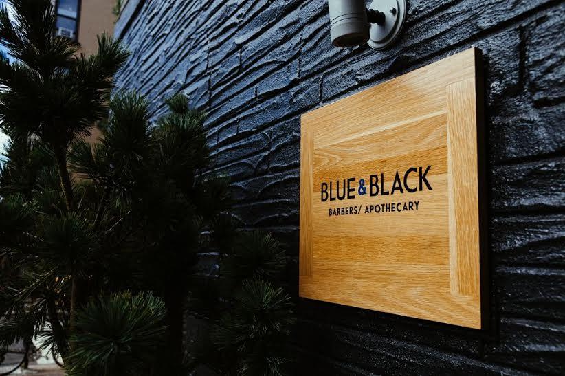 Blue & Black Apothecary, Manhattan Digest