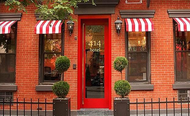 The 414 Hotel, Manhattan Digest