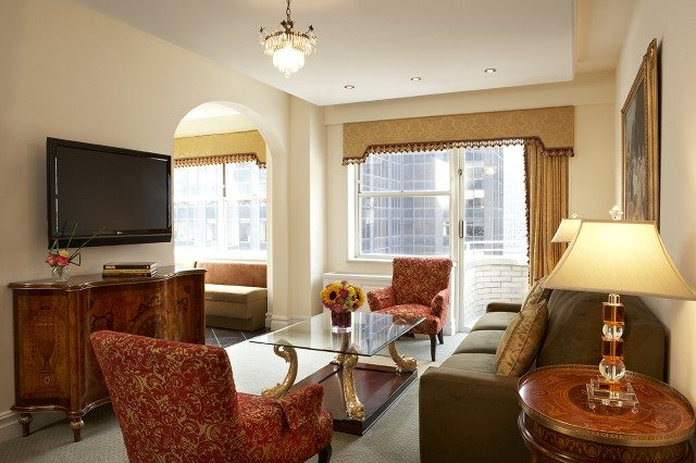 The Kimberly Hotel, Manhattan Digest
