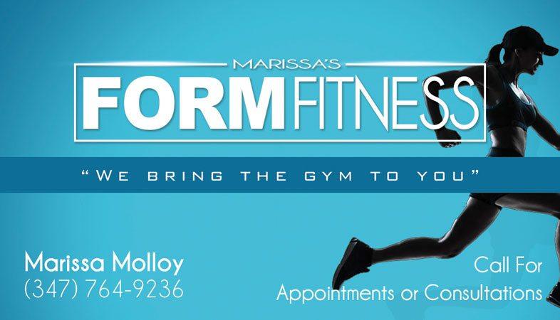 Marissa's Form Fitness, Manhattan Digest