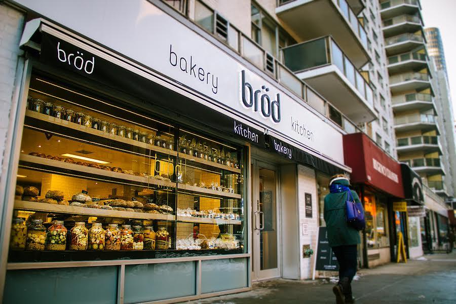 brÖd Kitchen, Manhattan Digest