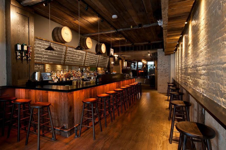 Cooper's Craft & Kitchen, Manhattan Digest