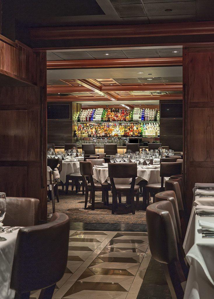 Mastro's Steakhouse, Manhattan Digest