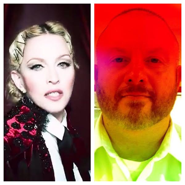 Madonna, Paul Andrews, Unapologetic