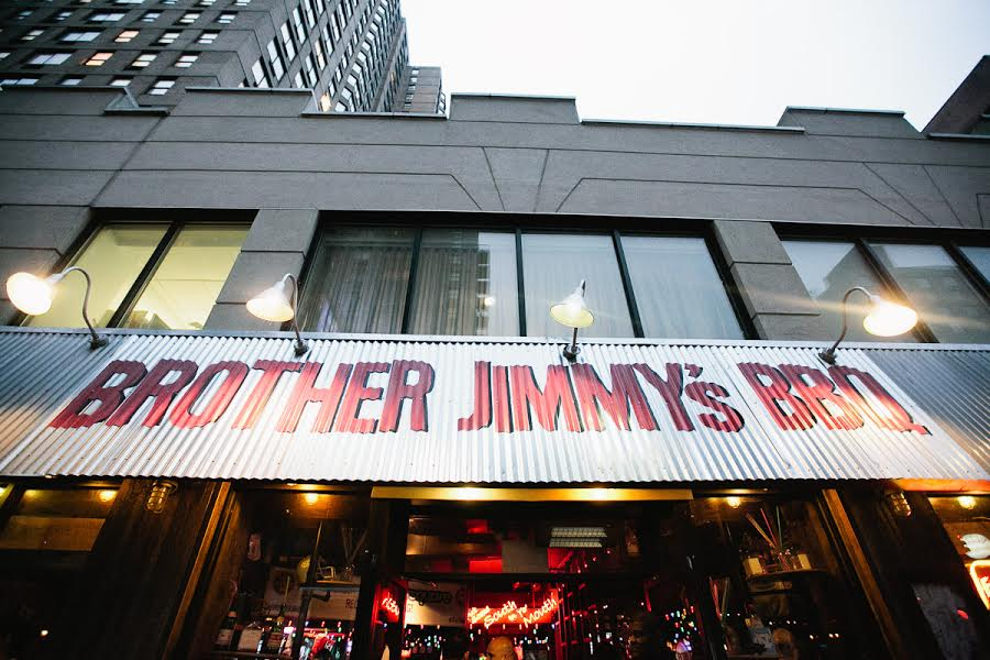Brother Jimmy's BBQ, Manhattan Digest