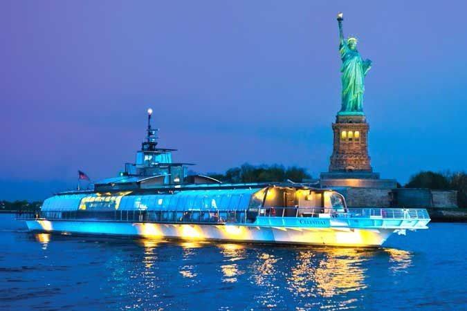 Bateaux New York, Manhattan Digest