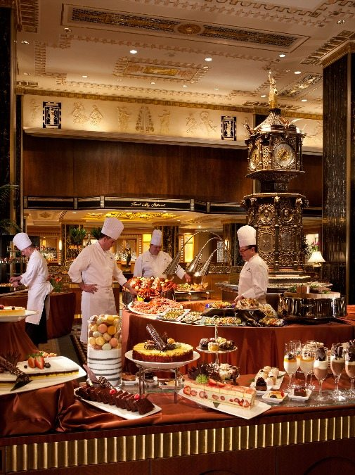 Waldorf Astoria, Easter, Easter Brunch, Manhattan Digest