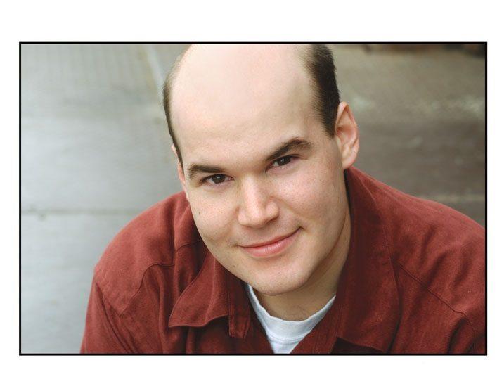 Aaron Kaburick. Photo courtesy of Aaron Kaburick.