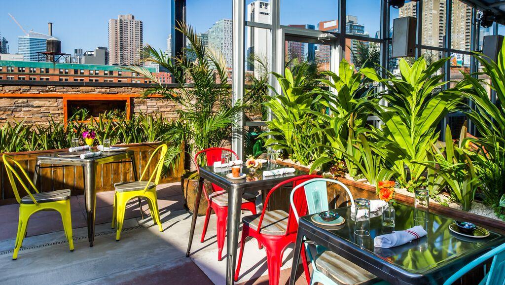 Cantina Rooftop, Manhattan Digest