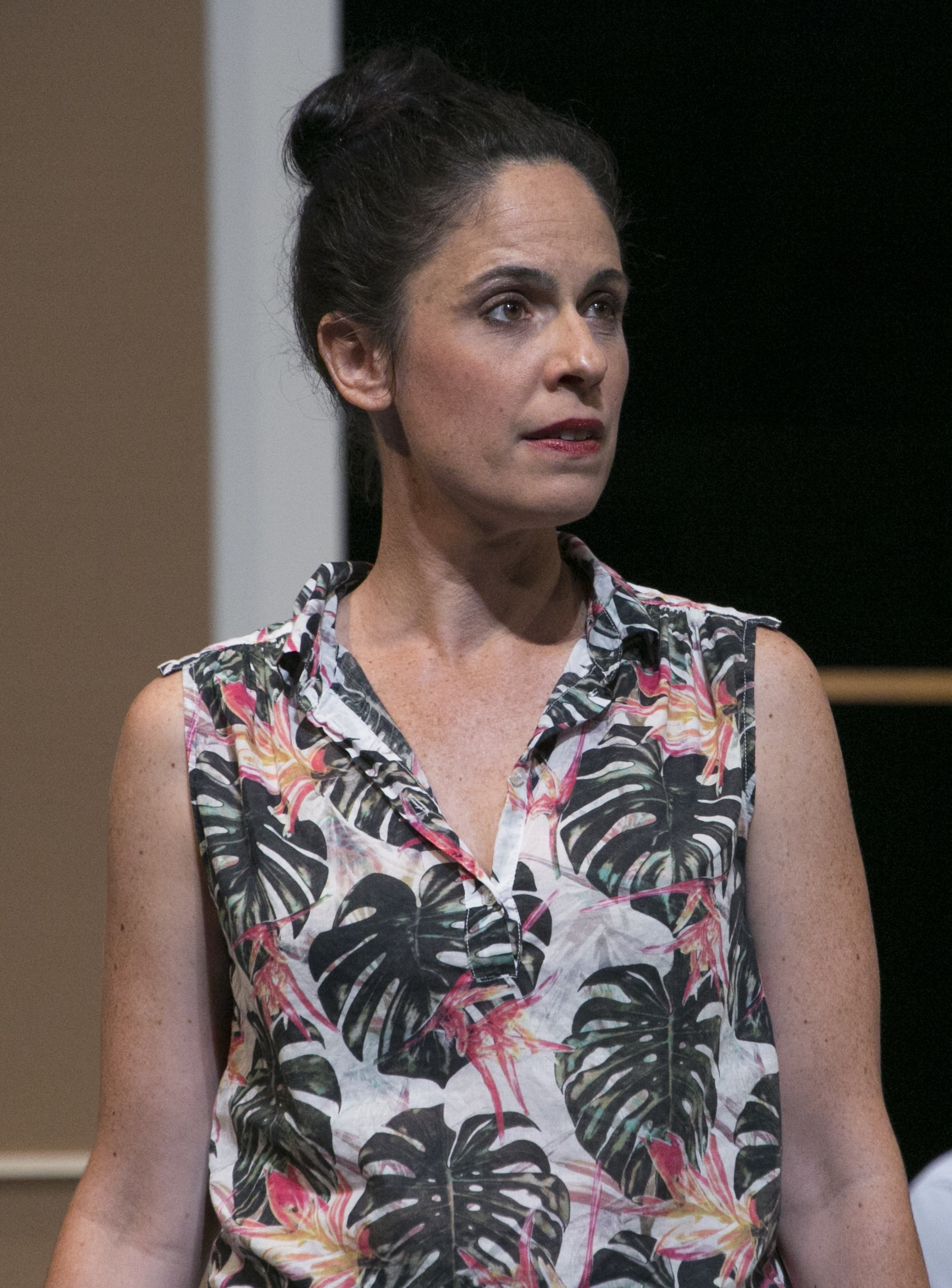 Tory Vazquez as ISOLDE. Photo by Gerry Goodstein