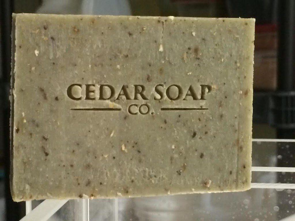 Eric Liebig, Cedar Soap Company