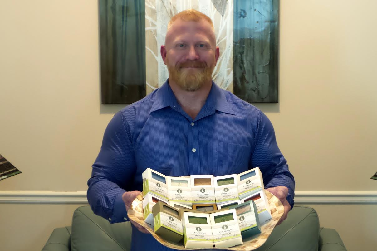 Cedar Soap Company, Eric Liebig, Ryan Shea, Manhattan Digest