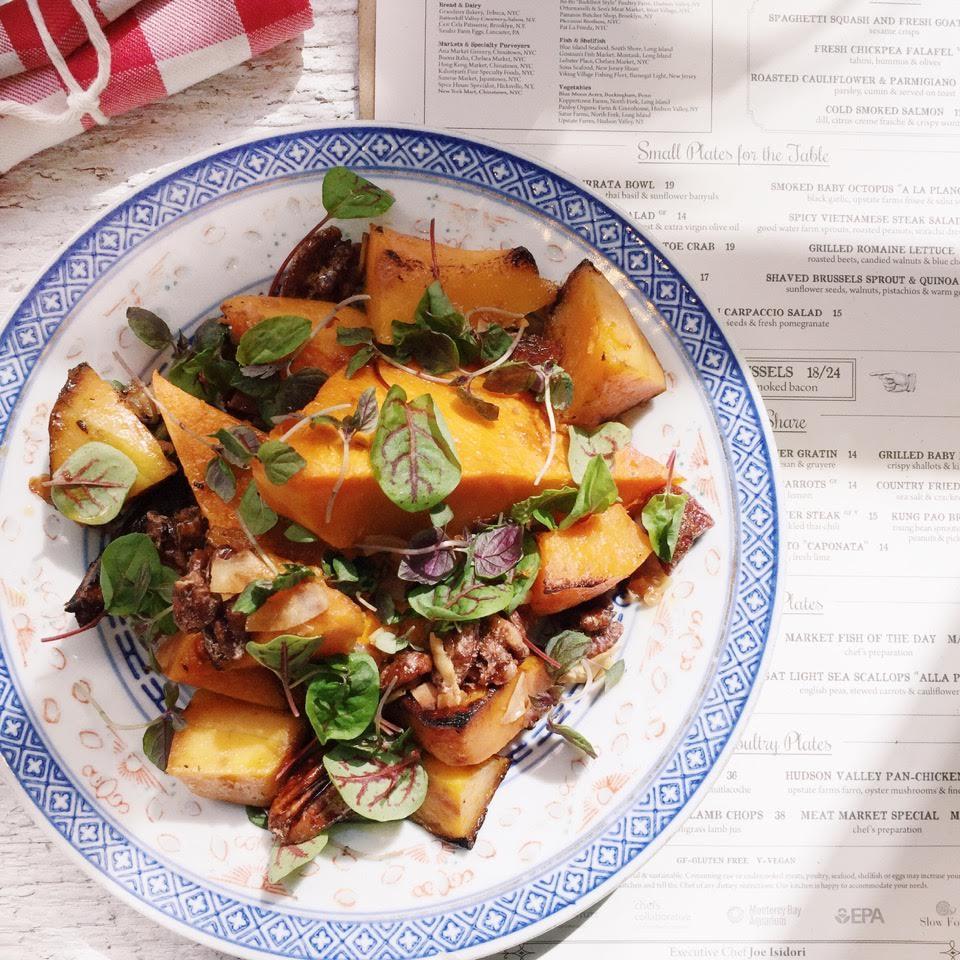 Chalk Point Kitchen, Ryan Shea, Manhattan Digest