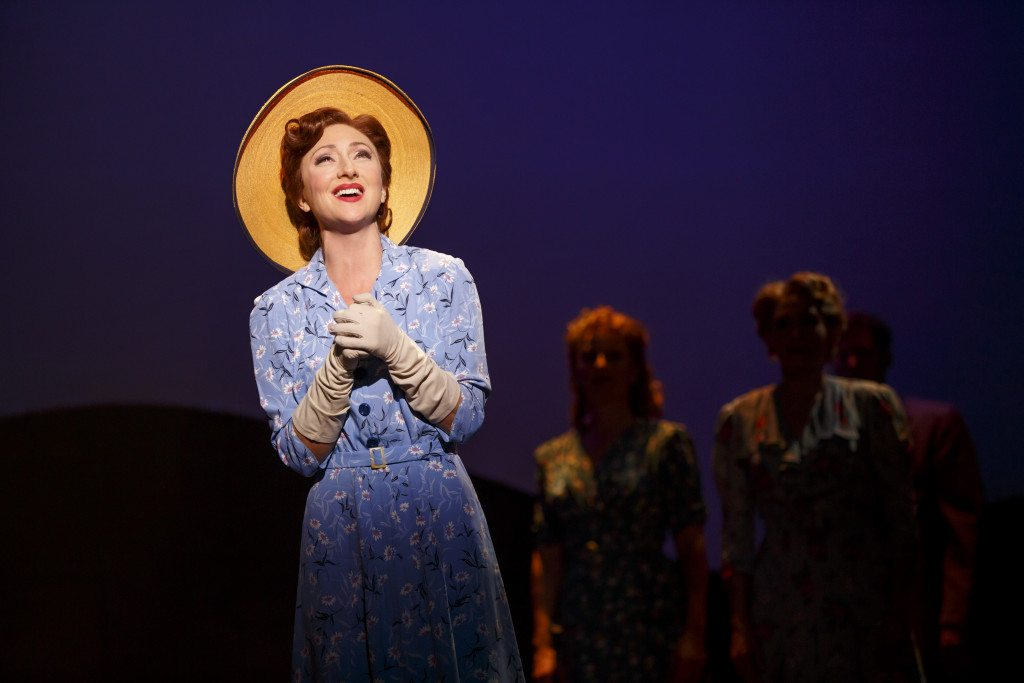 BRIGHT STAR. Currently at the Kennedy Center in Washington, D.C. It arrives on broadway this fall. Photo by Joan Marcus