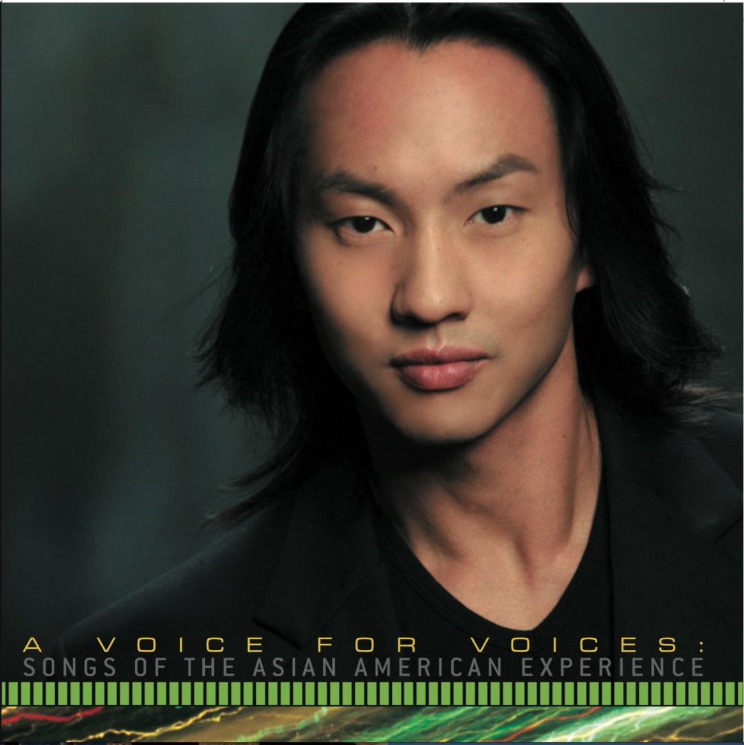 Lee's album cover. Photo courtesy of Michael K. Lee