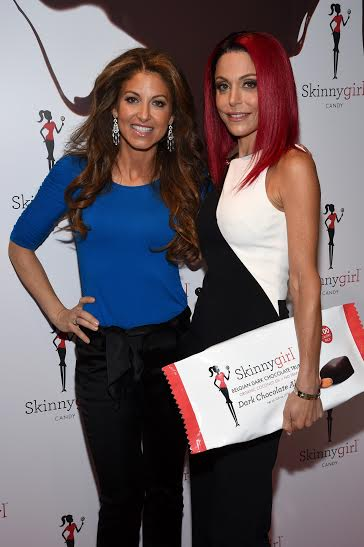 NEW YORK, NY - JANUARY 26:  Dylan Lauren (L) attends as Bethenny Frankel launches Skinnygirl Candy at Dylan's Candy Bar Union Square on January 26, 2016 in New York City.  (Photo by Dimitrios Kambouris/Getty Images for Skinnygirl Candy)