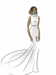 Laverne Cox by Chic Sketch