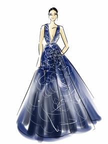 Jenna Dewan-Tatum by Chic Sketch