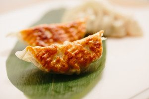 Potstickers at WowBao. Photo by Anjali Pinto.