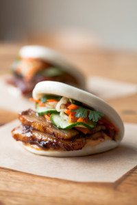 Pork Belly Bao at WowBao. Photo by Anjali Pinto.