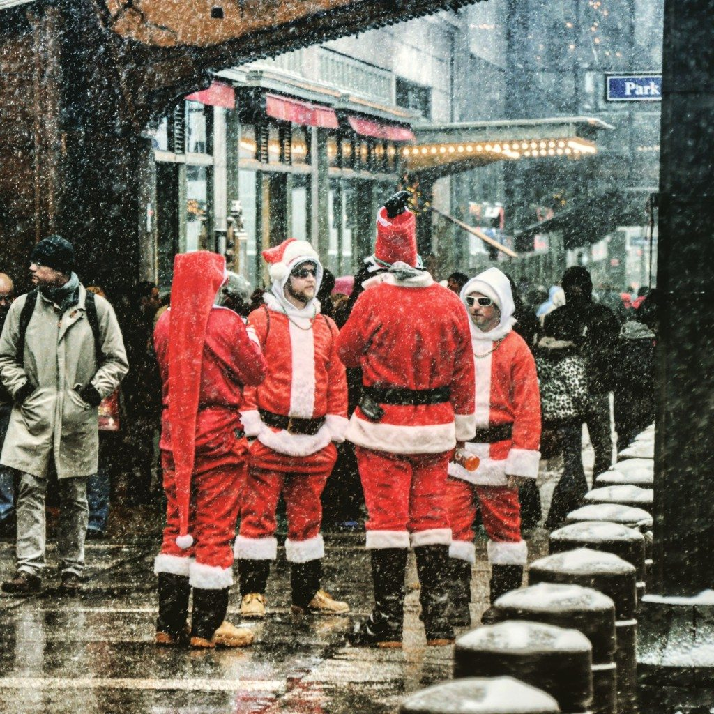 Santa Clause Convention