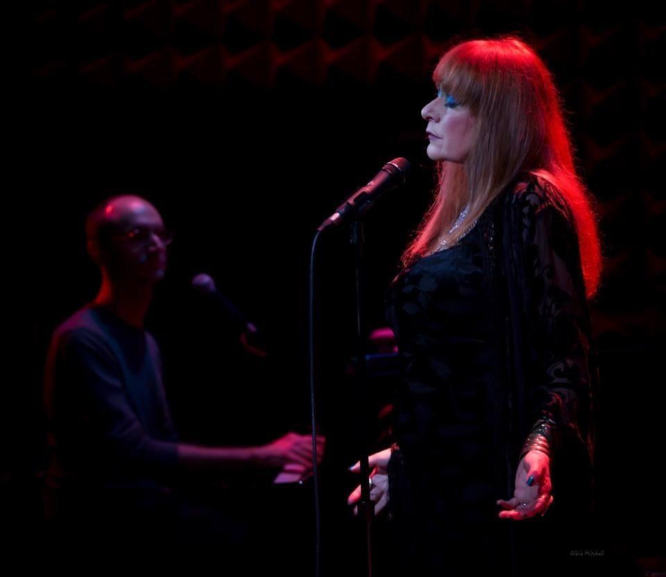 Carol Lipnik at Joe's Pub - Photo 3 - by Albie Mitchell