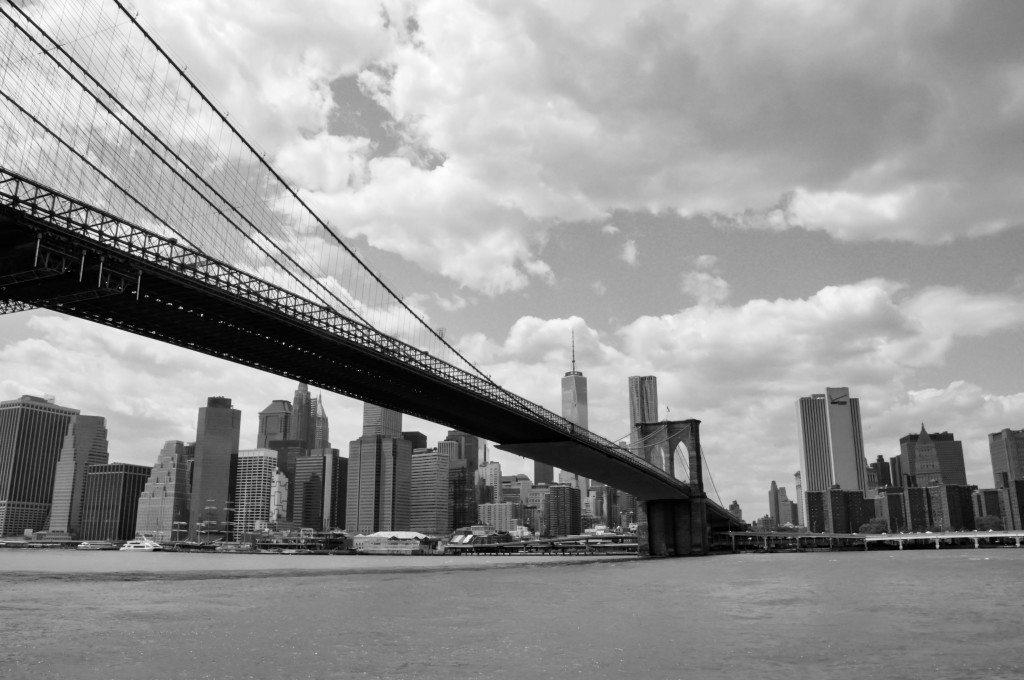 Brooklyn Bridge Span