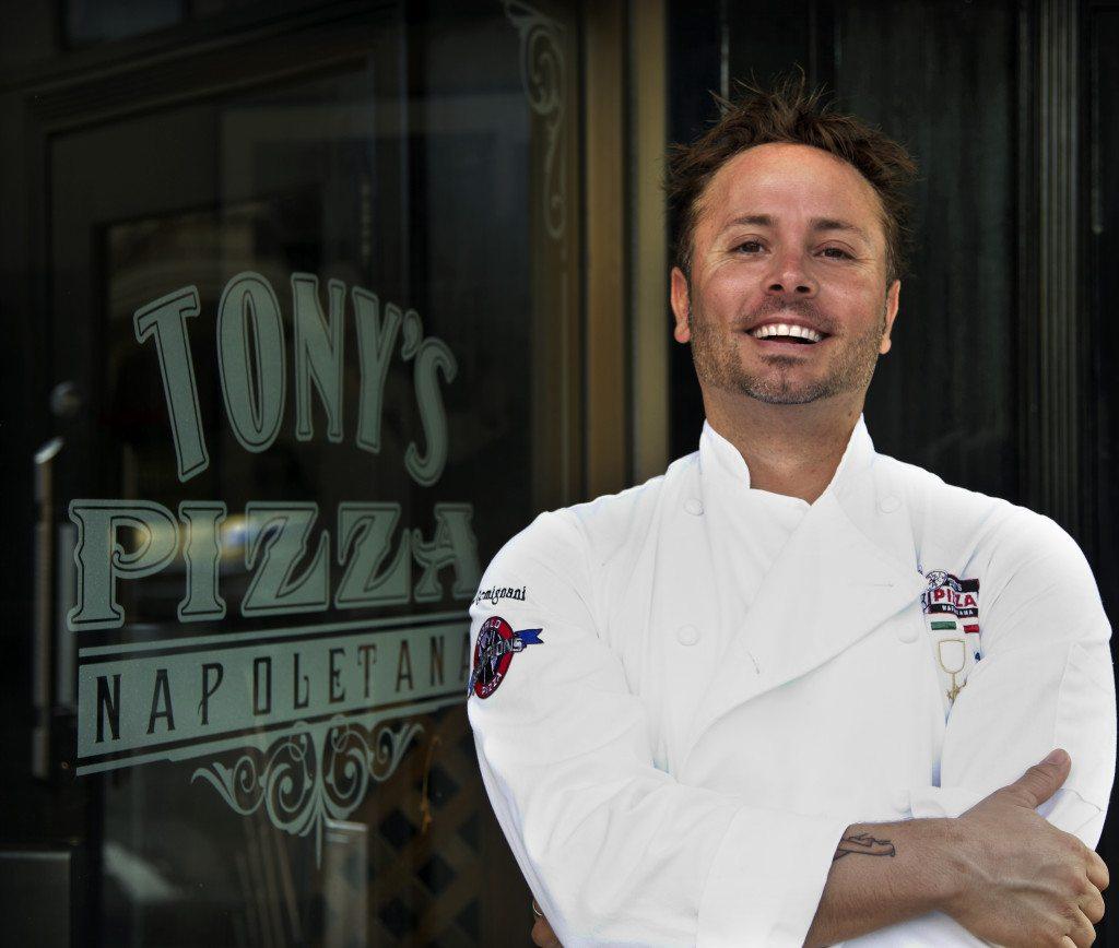 Pizza god Tony Gemignani. Credit to: Wagstaff Worldwide