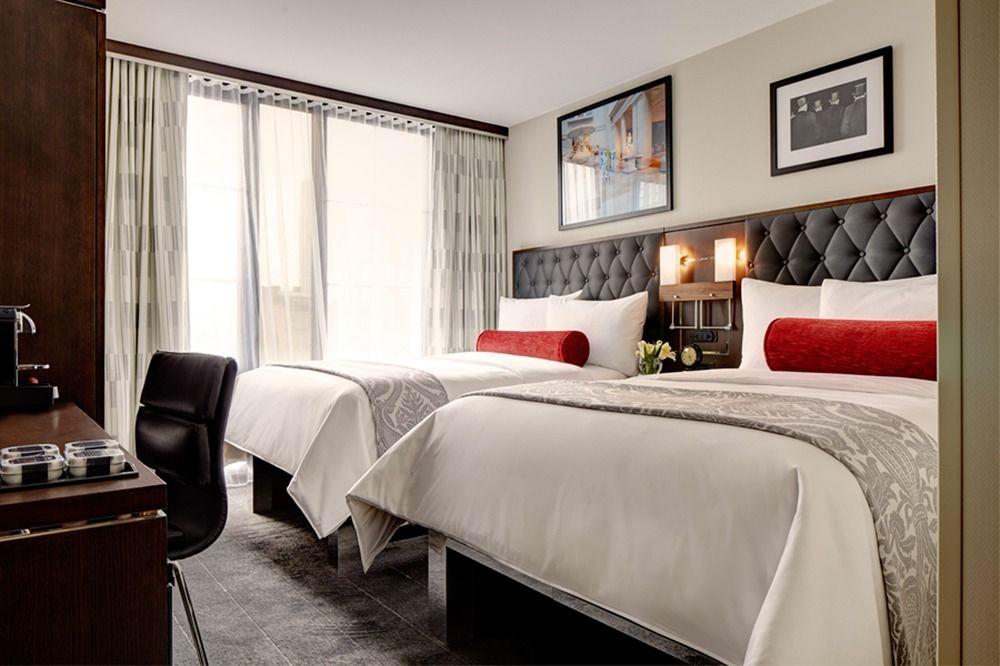 Archer Hotel Room. Photo courtesy of Carla Caccavale PR.