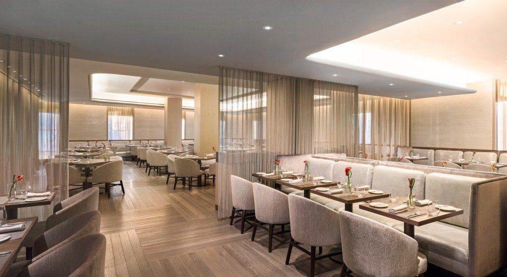 Charlie Palmer's Restaurant. Photo courtesy of Evins Communications.